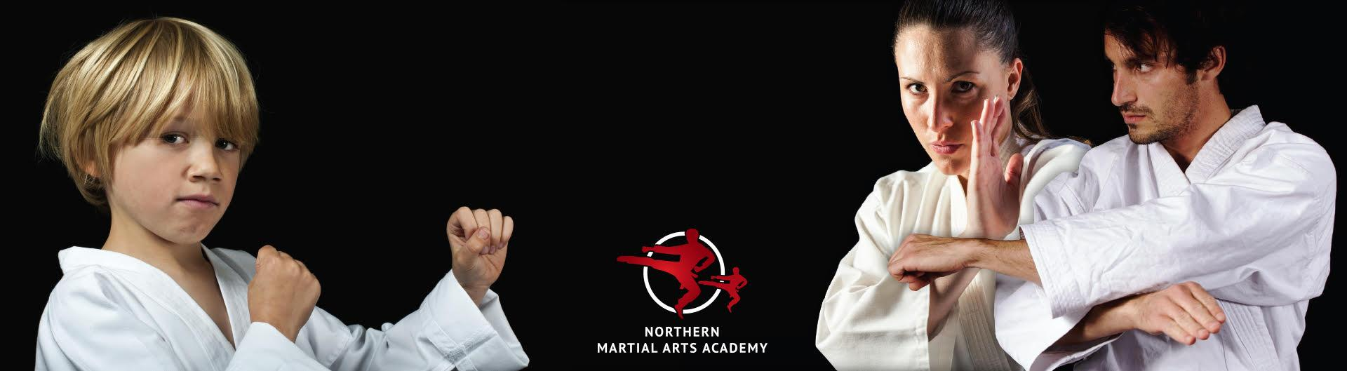Martial arts classes, children, adults and family